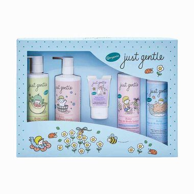 Organic New Born Gift Set