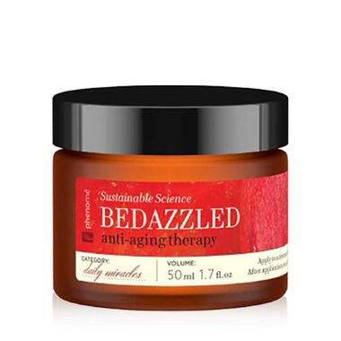 Sustainable Science BEDAZZLED anti aging therapy