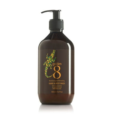 Golden 8 Hand and Body Wash 500ml