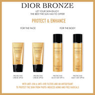 Dior Bronze  Beautifying Protective Milky Mist Sublime Glow SPF 50.