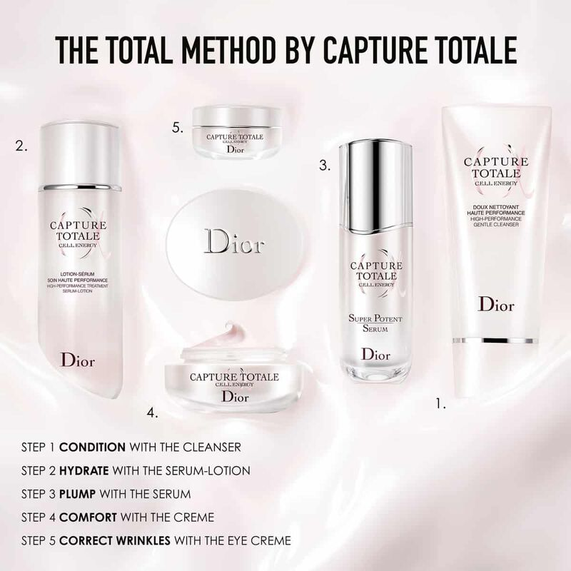 Capture Totale High-Performance Gentle Cleanser