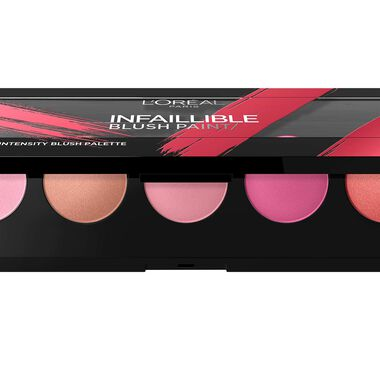 Infallible Blush Palette 02 Amber