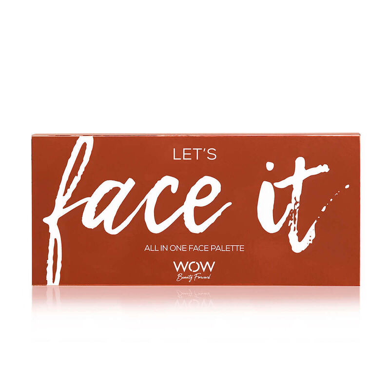 Let's Face It - All In One Face Palette