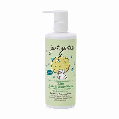 Organic Kids Hair & Body Wash(Pearberry Scent)
