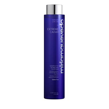 Extreme Caviar Shampoo for Blonde and Silver Hair 250ml