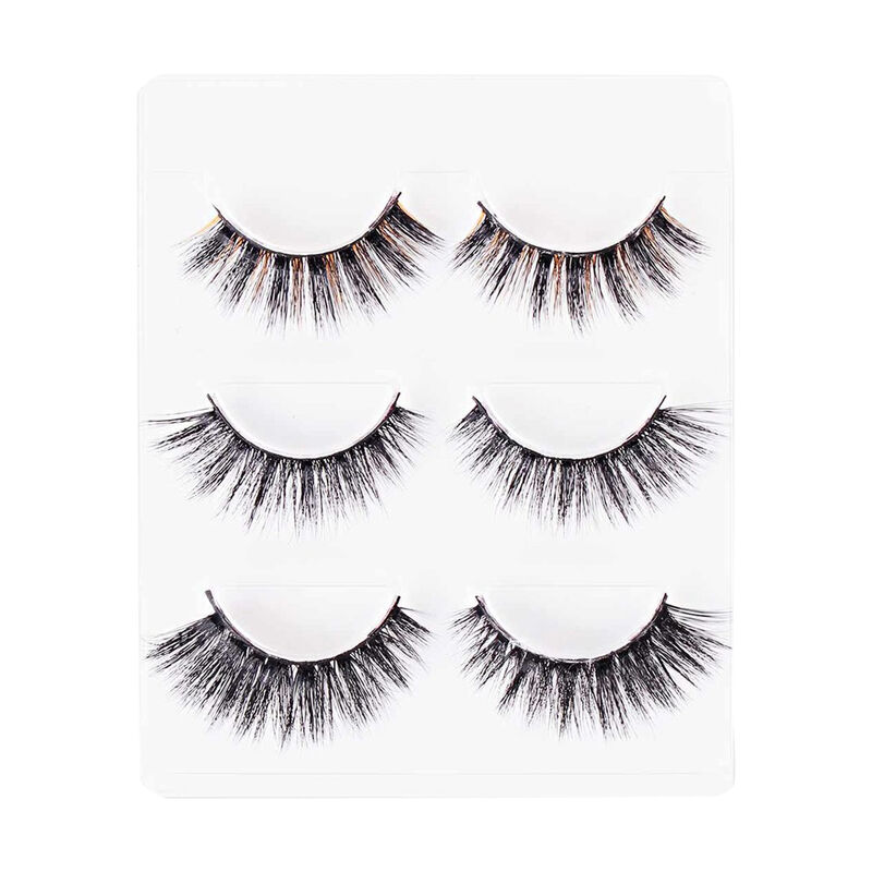 3D Silk Lash Collection