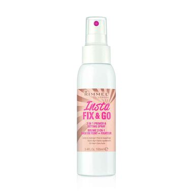 Rimmel Fix & Go Setting Spray
