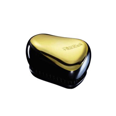Compact Styler HairBrush Gold