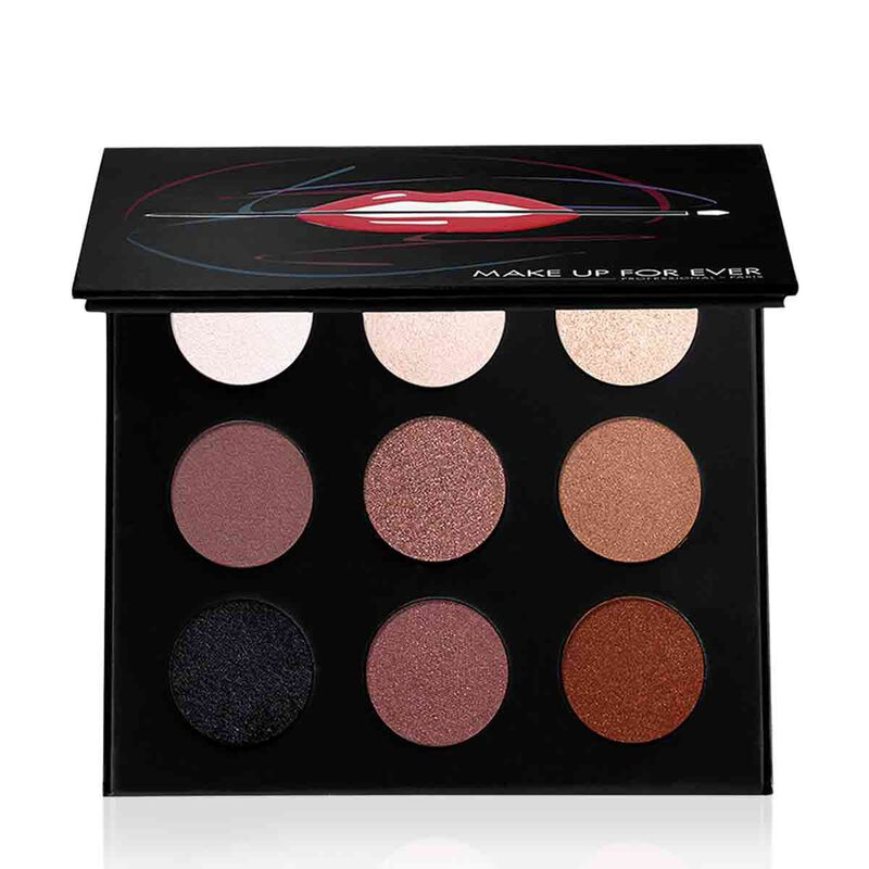 MAKE UP FOR EVER Fall Palette