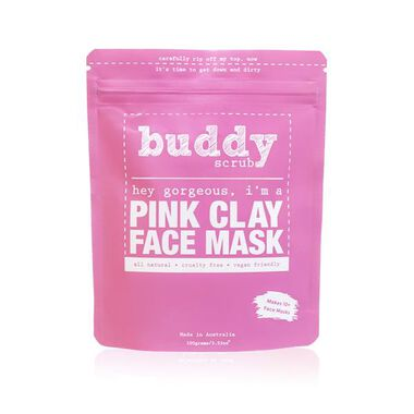 Australian Pink Clay Face Mask 100g