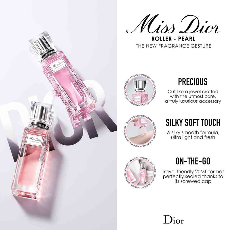 Miss Dior Blooming Bouquet Roller Pearl 20ml