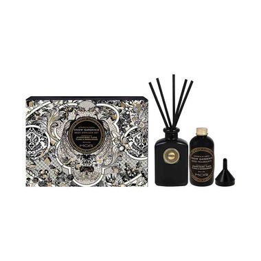 REED DIFFUSER SET  SNOW GARDENIA