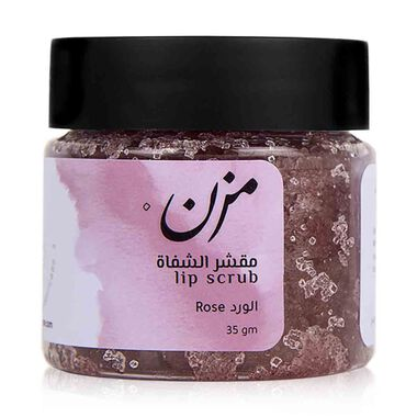 Rose Lip Scrub 35g