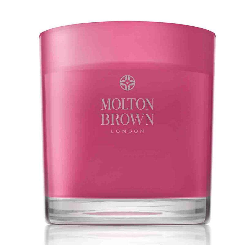 PINK PEPPER THREE WICK CANDLE 480G