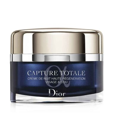 Capture Totale Intensive Restorative Night Creme Face And Neck 60ml