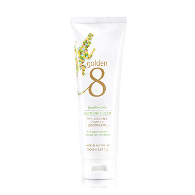Golden 8 Soothing Cream 100ml