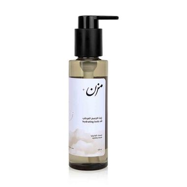 Body oil in Vanilla Musk 120ml