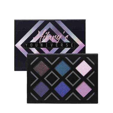 Hilary's Youniverse Eye Shadow Palette