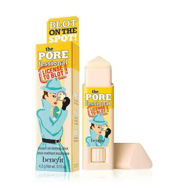 the POREfessional: License To Blot
