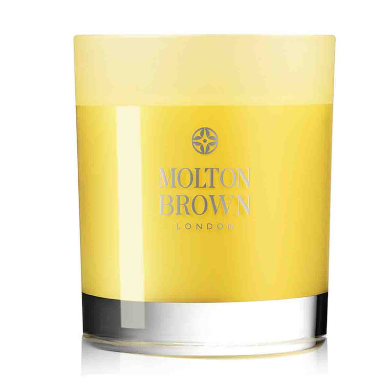 ORANGE & BERGAMOT SINGLE WICK CANDLE 180G