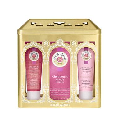 ROGER & GALLET GINGEMBRE ROUGE INTENSE EDP RITUAL SET