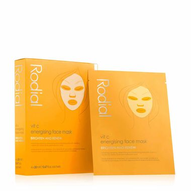 Vit C Brightening Sheet Mask x4