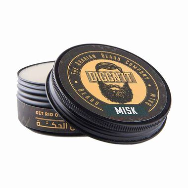 Misk Beard Balm 50ml