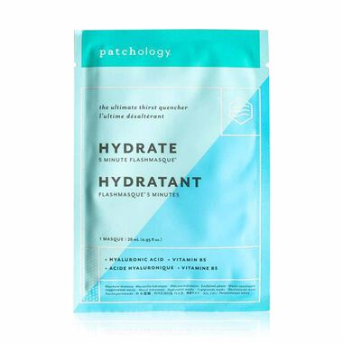 FlashMasque Hydrate- Single