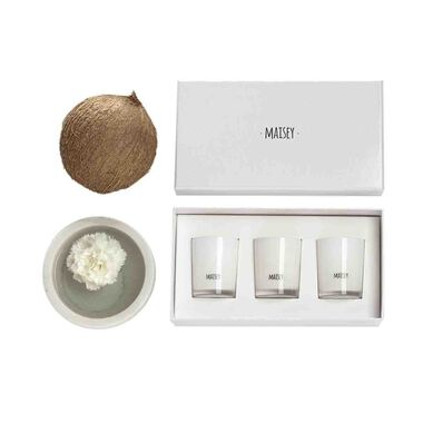 SOY WAX CANDLES MINI MAISEY CALM
