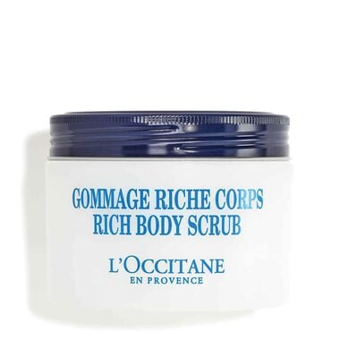 Shea Butter Ultra Rich Body Scrub 200ml