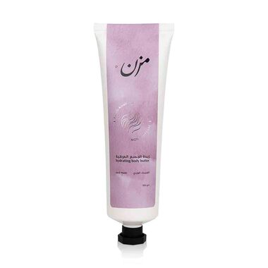 Body Butter in Pink Musk 100g