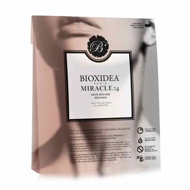 Miracle24 Haute Skin Care For Neck Mask