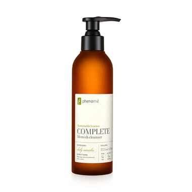 Sustainable Science COMPLETE blemish cleanser