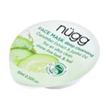 Deep Cleansing Face Mask Single Pod 10ml